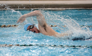 Boys' Swimming: JV League Recap