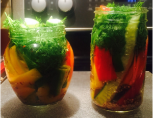 Culinary Chemistry: Experimenting With Pickles