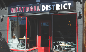 Mediocre Meatball District