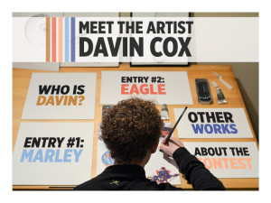 Featured Artist: Davin Cox