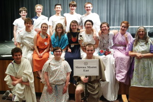 Kansas Junior Classical League Convention Results