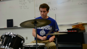 East Feature: Jason Rhoads Drum Line