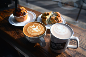 Review: Filling Station Coffee Garage