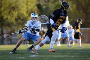 Gallery: Boys Varsity Lacrosse vs. Olathe South