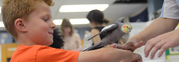 Gallery: The Environmental education class teaches about the environment