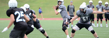 Gallery: Football Scrimmage