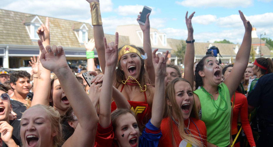 Gallery: Lancer Day Pep Rally