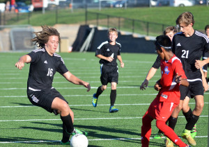 Gallery: C-Team Boys Soccer Game vs. Olathe North