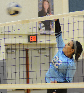 Gallery: Sophomore Volleyball Duals vs. Shawnee Mission South