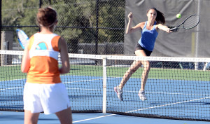 Gallery: JV Tennis vs. Shawnee Mission Northwest