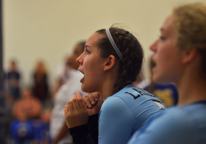 Gallery: Sophomore Volleyball vs. Olathe South
