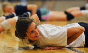 Gallery: JV Volleyball Practice
