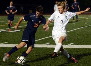 Gallery: Varsity Soccer vs Olathe East