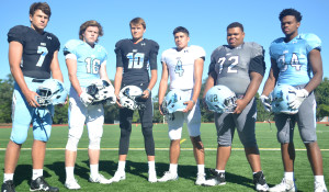 Football Team's New Uniforms