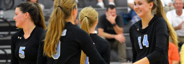 Gallery and Recap: Girls Varsity Volleyball Duals DeSoto