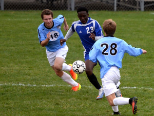 Gallery: JV Soccer vs. Leavenworth