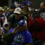 Honor Flight with Teacher Curtis White