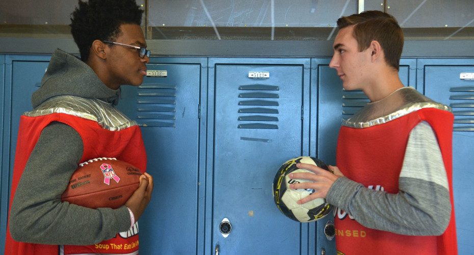 StuCo Holds Annual Can Drive