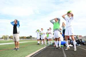 Gallery: Varsity Soccer vs. Washburn Rural State Consolation Game