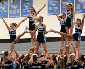 Gallery: Cheer Competition Showcase