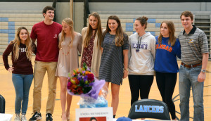 Gallery: Sports Signing Day