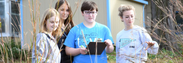 Environmental Education Class Competes in Eco-Meet