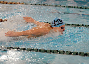 Gallery: Boys' Swim Shawnee Mission District Meet