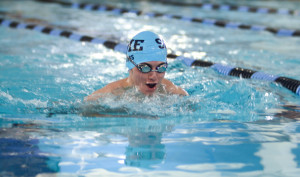 Gallery: Boys' Swim vs. Olathe East