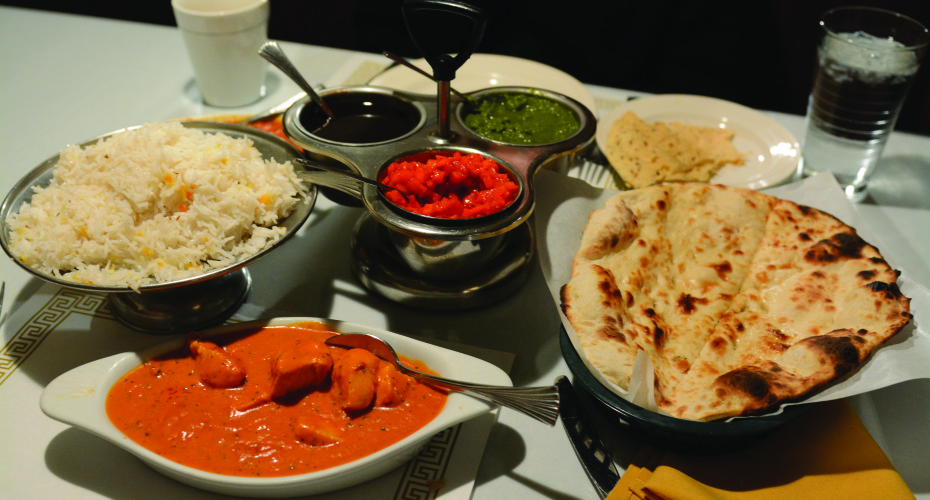 Review: Different Places to get Curry