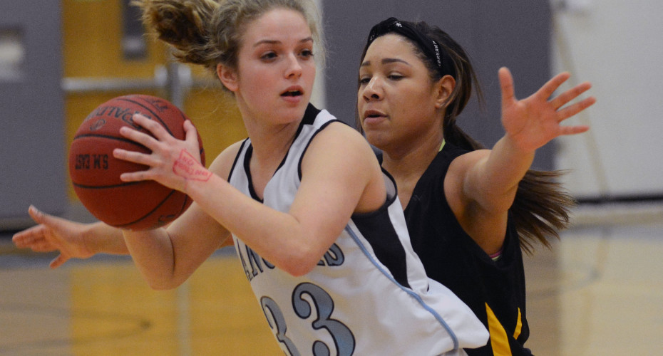 Gallery: Girls Sophomore Basketball Game
