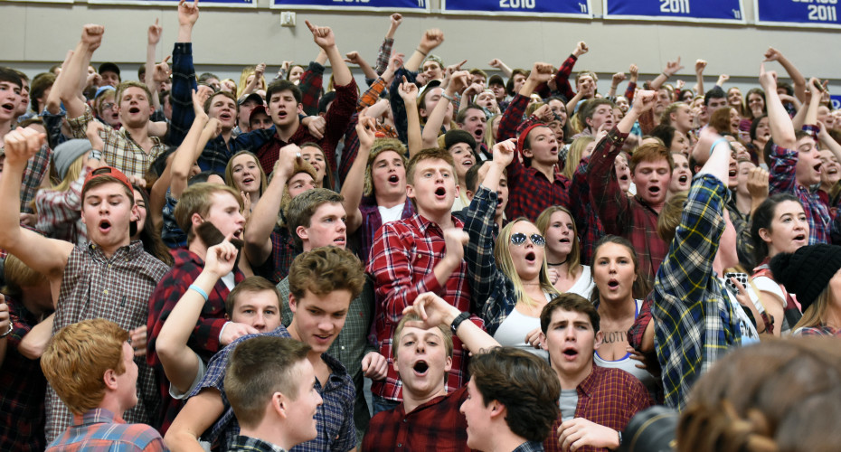 Gallery: Boys' Varsity Basketball vs. Rockhurst