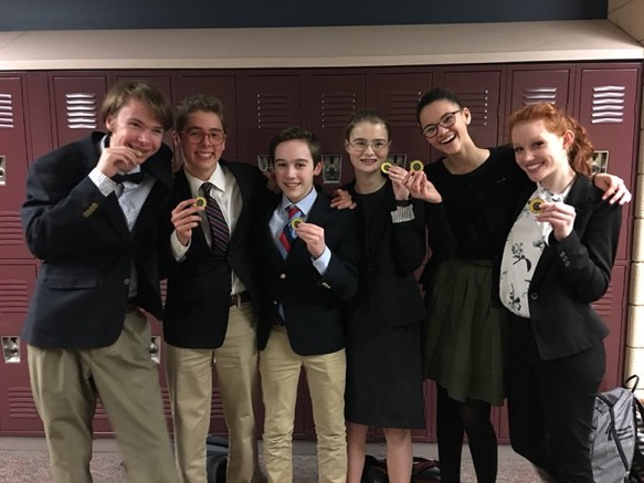 Debate Recap: Novice State and Debate Coaches Invitational