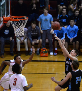 Gallery: Varsity Boys' Basketball Vs. Shawnee Mission North