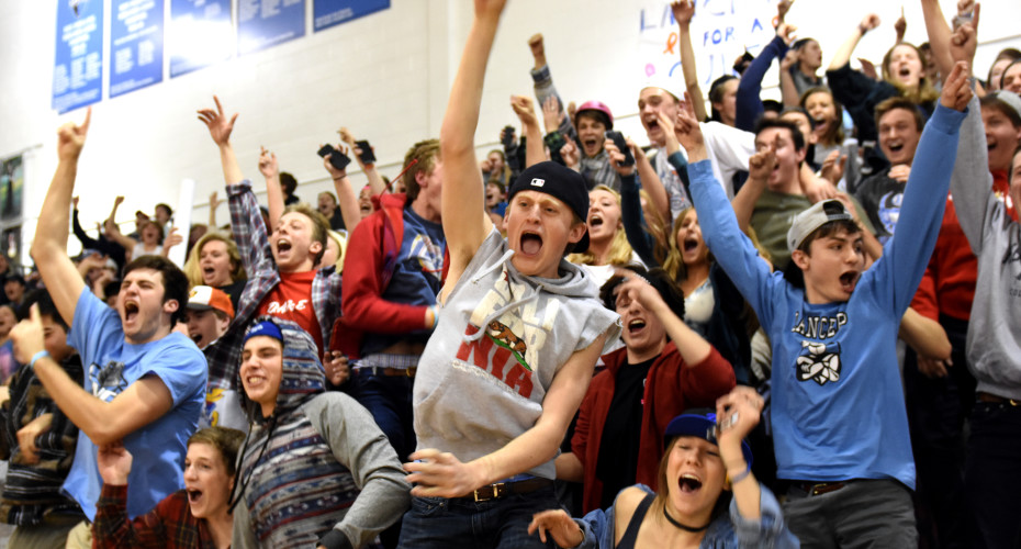 Gallery: Boys' Varsity Basketball vs. SM South