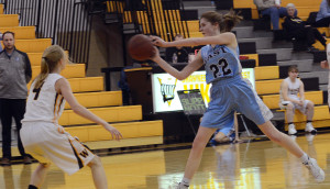 Gallery: JV Girls Basketball vs. SMW