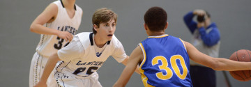 Gallery: Freshman-A Boys Basketball Game vs Olathe South