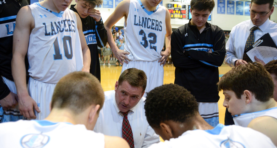 Gallery: Boys Varsity Basketball vs. Lawrence
