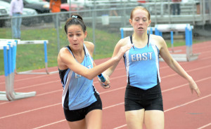 Gallery: Varsity Track Meet vs Blue Valley Southwest, Shawnee Mission North, and Shawnee Mission West