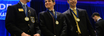 Students Compete at Deca State